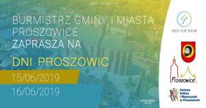 Dni Proszowic 2019