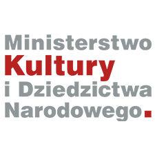 logo Ministerstwo Kultury iDziedzictwa narodowego