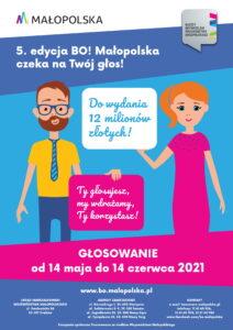 5. edycja BO! Małopolska czeka naTwójgłos!