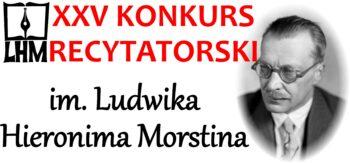 Konkurs Recytatorski im.L. H. Morstina